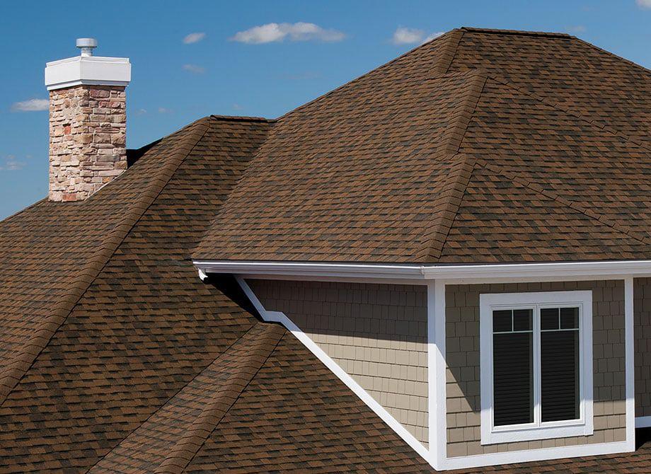 Trudefinition Duration Brownwood 2 Asphalt Roofing